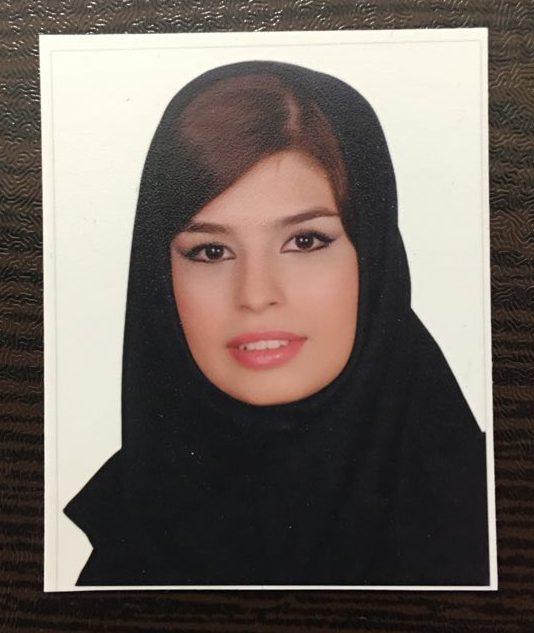 Ms Esfandiari